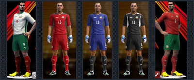 Bulgaria national football team kit 2014-16 UPDATE