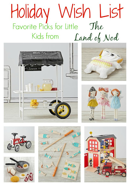 Holiday Wish List for Kids || The Chirping Moms