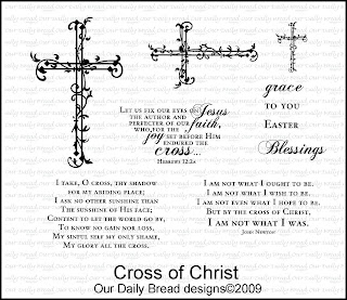 Our Daily Bread Designs, Cross of Christ