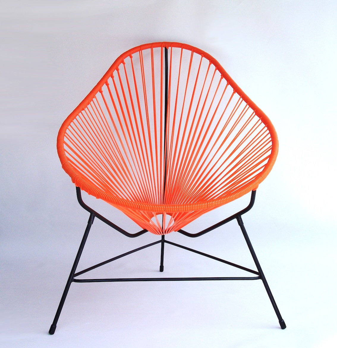Acapulco Chair Orange Eames Molded Plywood Lounge Replica Kiitos Living By Design Barwon Heads Chairs In