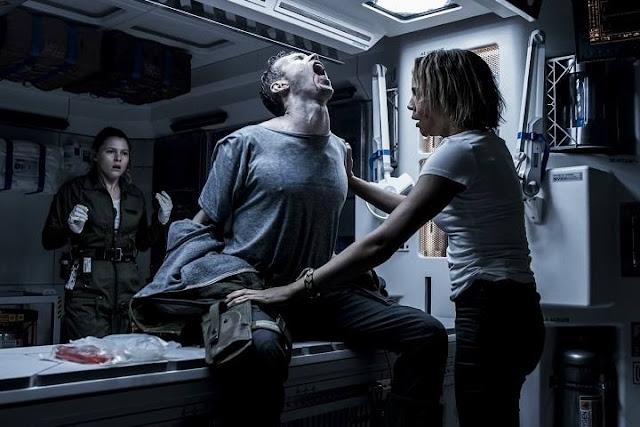 Nuevas imágenes tras el tráiler de Alien: Covenant