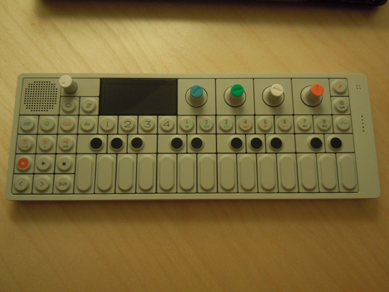 MATRIXSYNTH: Teenage Engineering OP-1 portable synthesizer