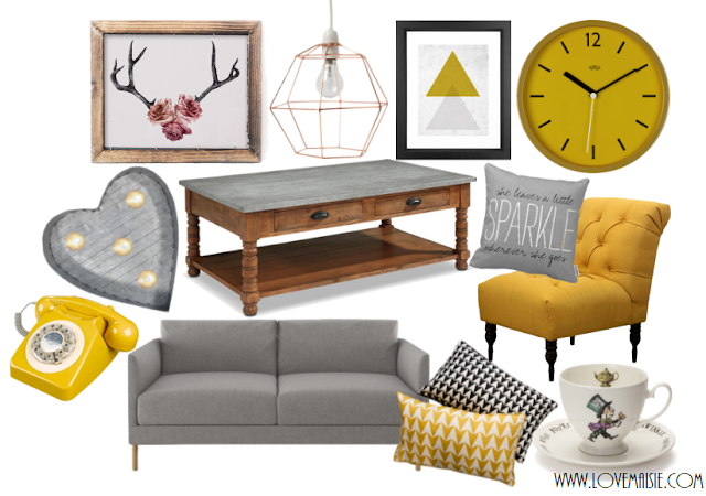 Living Room Wishlist | Homewear | Love, Maisie