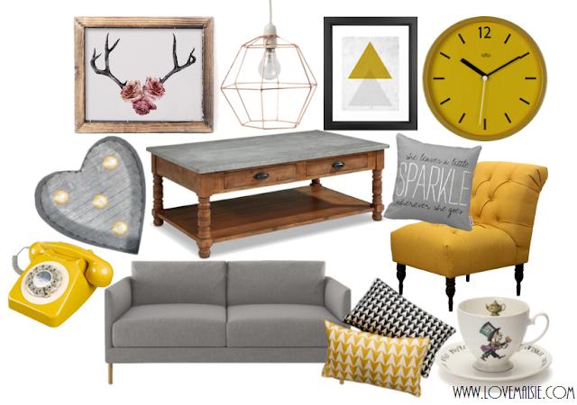 Living Room Wishlist | Homewear | Love, Maisie
