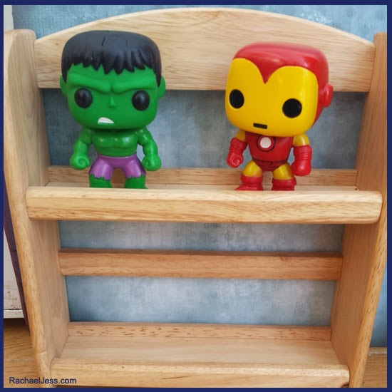 Spice Rack   Perfect Size To Home Funkou0027s POP Vinyls