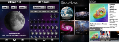 mobile space apps