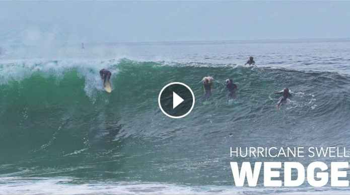 HEAVY SWELL arrives at WEDGE - September 10 2018