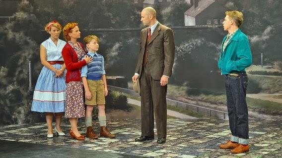 Rosarots Kleine Welt Das Wunder Von Bern Das Neue Musical Im
