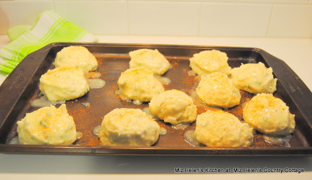 Irish Potato Mounds at Miz Helen's Country Cottage