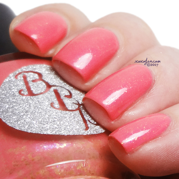 xoxoJen's swatch of BBP Marilyn Monrose