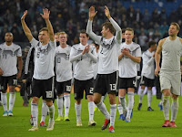 Jerman Dan Inggris Sama-Sama Raih Kemenangan Dengan Skor 3-0