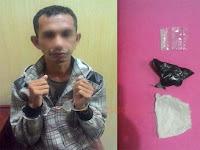 Polres Sumenep Tangkap Pengedar Narkoba Di Halaman Kantor KPU