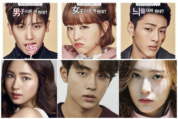 Những kiểu tình yêu kỳ lạ chỉ có trên màn ảnh Hàn Quốc