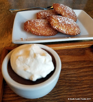 Jennifer James Frenchish madelines + pot de creme
