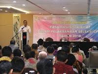 Kementerian PANRB Akan Gelar Seleksi Kompetensi Bidang (SKB) CPNS Pada 8-12 Desember