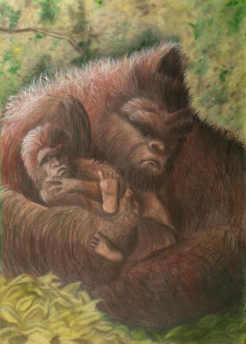 Bigfoot Evidence Take Time Off From Bigfoot To Appreciate