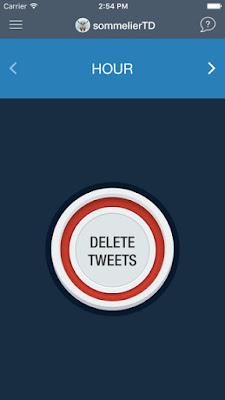 تطبيقات آيفون و أندرويد لحذف التغريدات