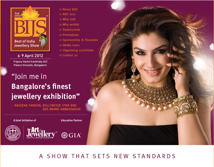 April: International Gem & Jewelry Shows - Commercial, Wholesale