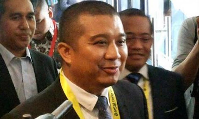 Dukung Prabowo-Sandi, Erwin Aksa Resmi Dicopot dari Ketua DPP Golkar