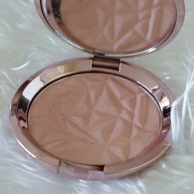Becca Rose Quartz Shimmering Skin Perfector swatch