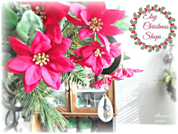 Etsy Christmas Shop Roundup