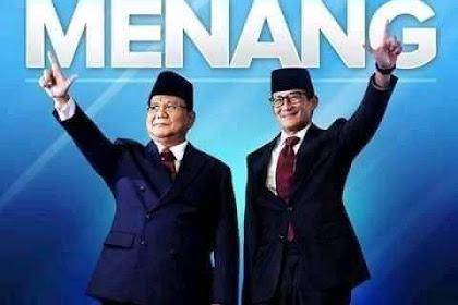 Data Jokowi Full Ngawur Saat Debat Kedua, Aura Kemenangan Prabowo - Sandi Makin Terasa