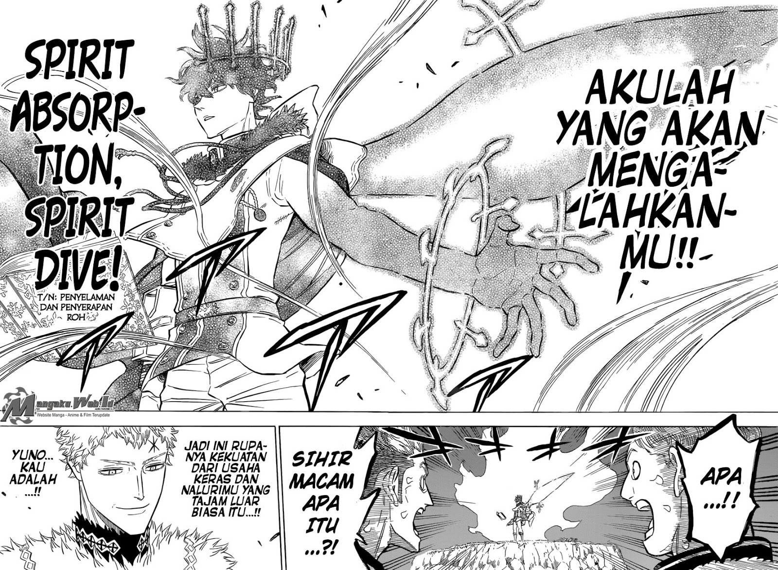 Black Clover Chapter 132