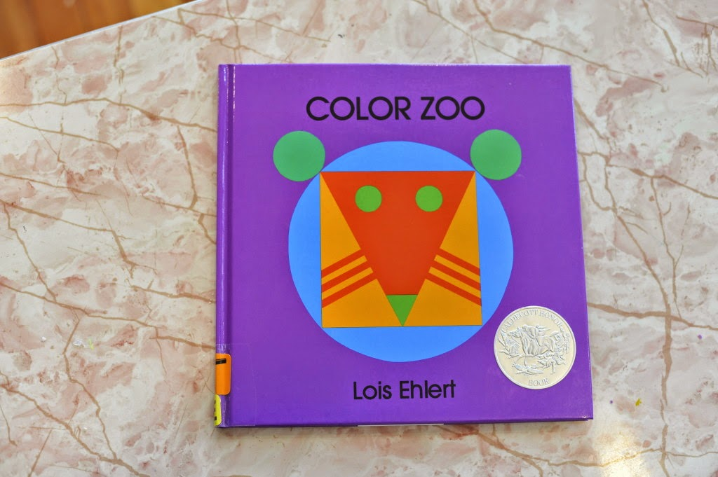 It S The Little Things Color Zoo Craft