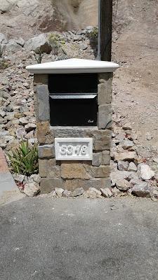 Mailbox at 5348 E Valle Vista Rd Phoenix, AZ 85018