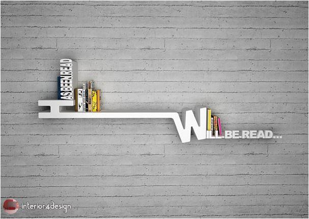 70 Best Bookshelf Designs 13