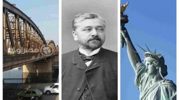 تعرف على ماهى   العلاقه  بين تمثال الحرية وكوبرى إمبابه