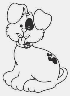 Desenhos Muito Fofos De Animais Para Colorir Pintar Imprimir