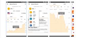 5 تطبيقات أندرويد قوية مخصصة للمتداولين و المهتمين بالعملات الإلكترونية (Cryptocurrency)