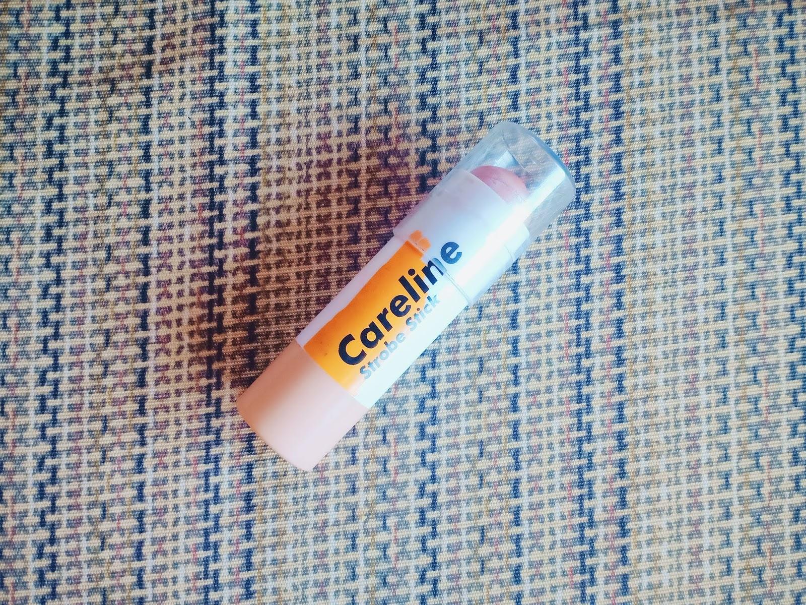 Everyday Makeup Routine Careline Strobe Stick