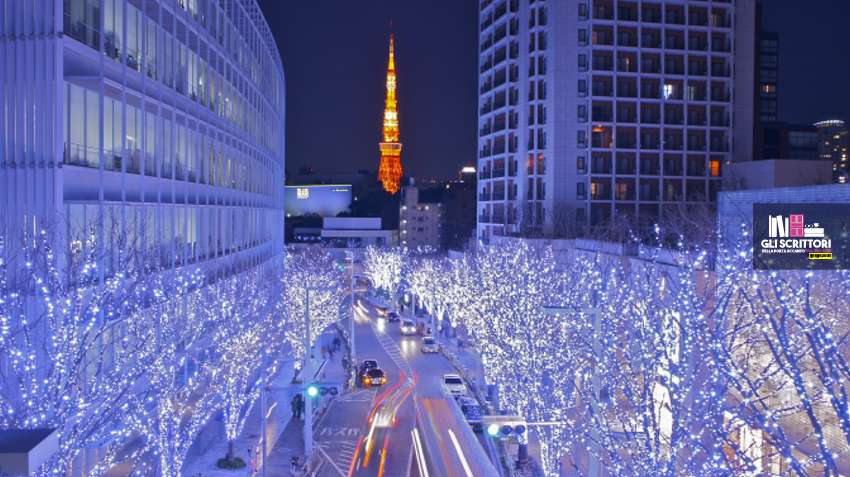 Natale in Giappone: i 12 posti migliori per vedere le luci