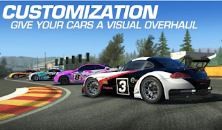 Real Racing 3 - Real Racing 3 Mod Apk Data