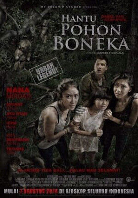 Sinopsis film Hantu Pohon Boneka (2014)