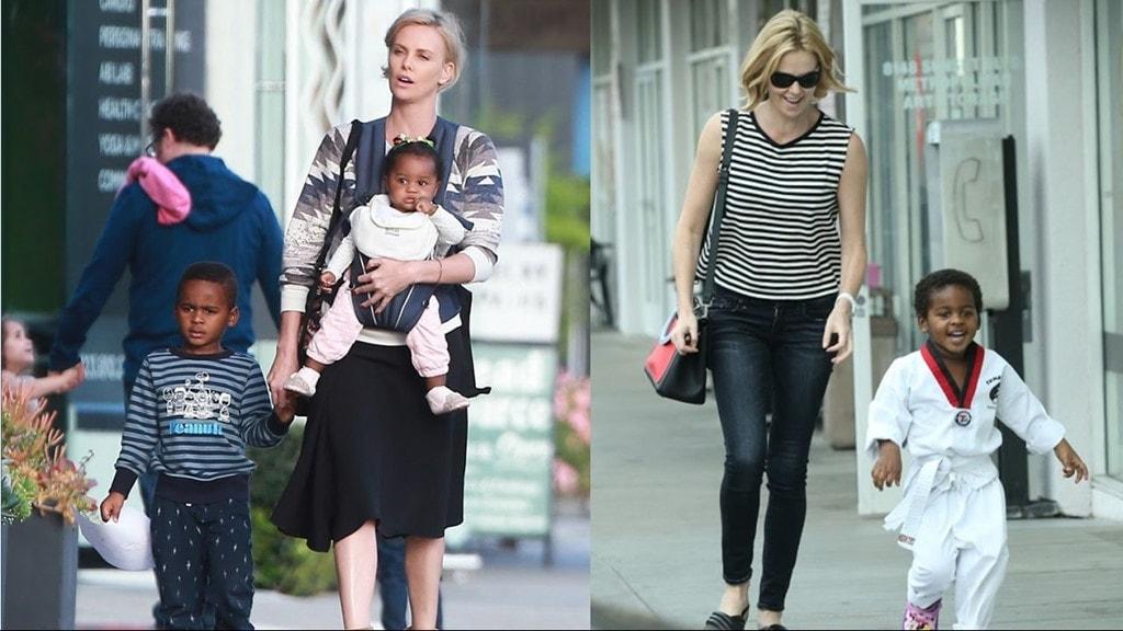 Charlize Theron: Làm mẹ ngoài đời vất vả không kém trên màn ảnh -5