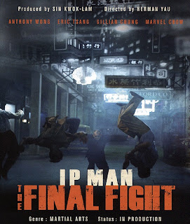 Download Free Ip Man The Final Fight (2013) HDRip HC ENG SUB XVID