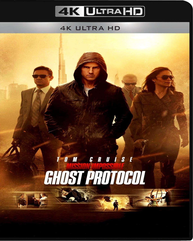 Mission: Impossible – Ghost Protocol [2011] [UHD] [2160p] [Latino – Castellano]