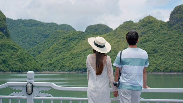 "Halong Bay is very beautiful in ""Youth"" film 6"