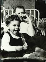 Hal Brown and Uncle Bernie