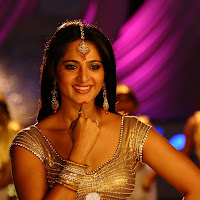 Anushka hot in damarukam movie