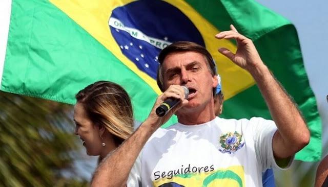 Bolsonaro diz que manifestação do dia 26 é a voz da população nas decisões do Brasil