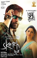 Sketch 2018 Telugu movie box-office collections