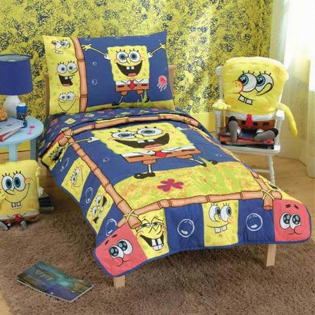 5+ Inspirasi Dekorasi Kamar Spongebob - Fatiha Decor