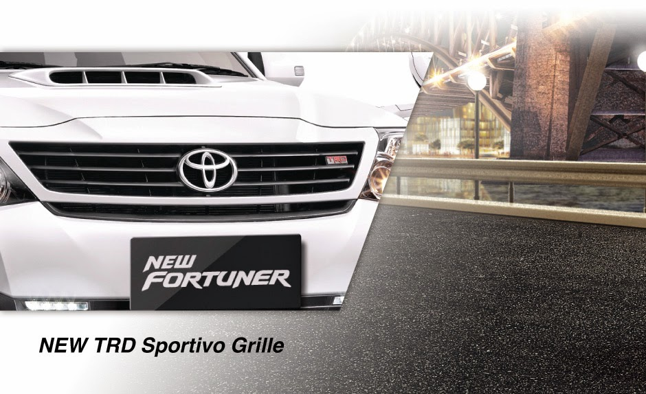 new fortuner-trd grille