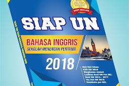 Modul SIAP UN 2018 Bahasa Inggris SMP