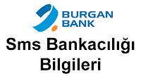 Burgan Bank 8222 Sms Bankacılığı