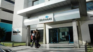 Las energéticas se desploman hasta un 7,6% en la Bolsa de Comercio de Buenos Aires, y Metrogas lidera las caídas en el panel general, ya que la sentencia completa del máximo tribunal sólo se refirió a las tarifas de gas.